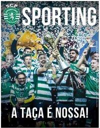 capa Jornal Sporting de 29 janeiro 2021