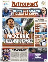 capa Jornal TuttoSport