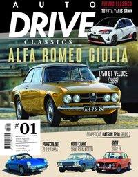 capa Revista autoDRIVE Classics