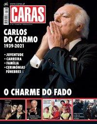 capa Revista Caras de 7 janeiro 2021