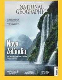 capa Revista National Geographic