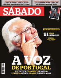 capa Revista Sábado de 6 janeiro 2021