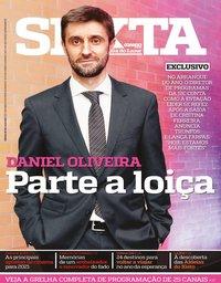 capa Revista Sexta de 8 janeiro 2021