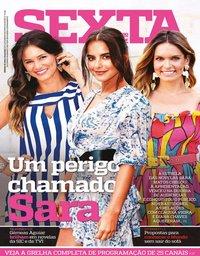 capa Revista Sexta de 29 janeiro 2021