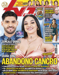 capa TV7 Dias de 9 janeiro 2021