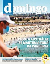 capa Domingo CM de 7 fevereiro 2021