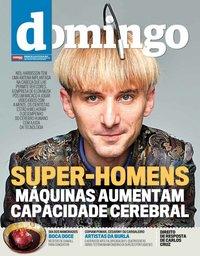 capa Domingo CM de 14 fevereiro 2021