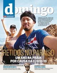 capa Domingo CM de 21 fevereiro 2021
