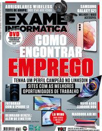capa Exame Informática de 1 fevereiro 2021