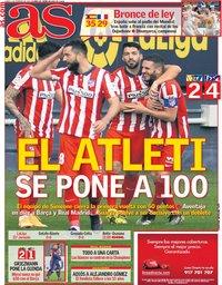 capa Jornal As de 1 fevereiro 2021