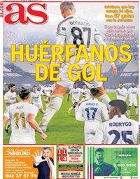 capa Jornal As de 5 fevereiro 2021