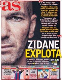 capa Jornal As de 6 fevereiro 2021