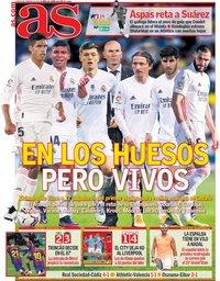 capa Jornal As de 8 fevereiro 2021