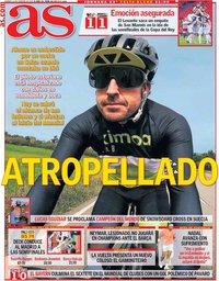 capa Jornal As de 12 fevereiro 2021