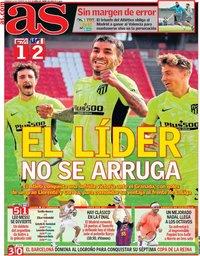 capa Jornal As de 14 fevereiro 2021