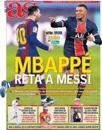 capa Jornal As de 16 fevereiro 2021