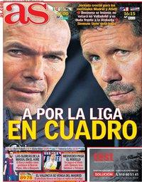 capa Jornal As de 20 fevereiro 2021
