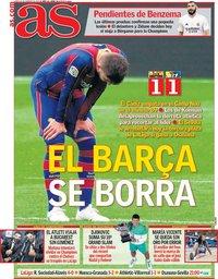 capa Jornal As de 22 fevereiro 2021