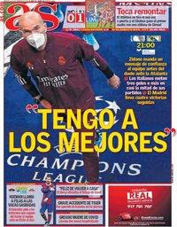 capa Jornal As de 24 fevereiro 2021