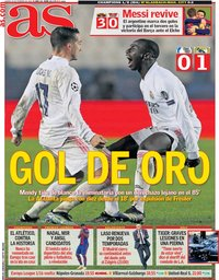 capa Jornal As de 25 fevereiro 2021