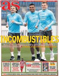 capa Jornal As de 26 fevereiro 2021