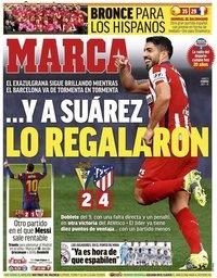 capa Jornal Marca de 1 fevereiro 2021