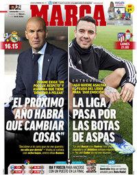 capa Jornal Marca de 6 fevereiro 2021