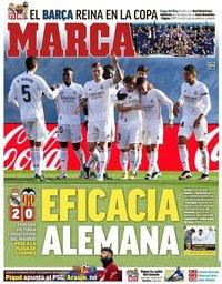 capa Jornal Marca de 15 fevereiro 2021