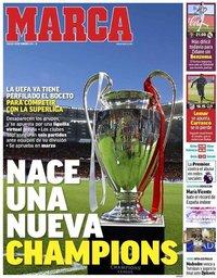 capa Jornal Marca de 20 fevereiro 2021