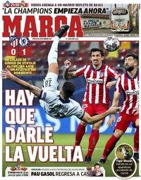capa Jornal Marca de 24 fevereiro 2021