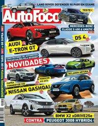 capa Revista Auto Foco de 25 fevereiro 2021