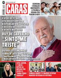 capa Revista Caras de 4 fevereiro 2021