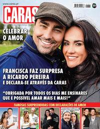 capa Revista Caras de 11 fevereiro 2021
