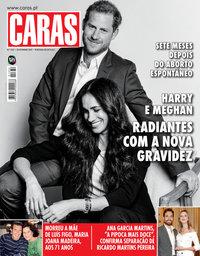 capa Revista Caras de 18 fevereiro 2021