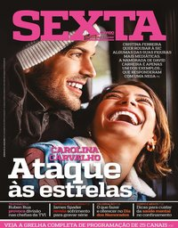 capa Revista Sexta de 12 fevereiro 2021