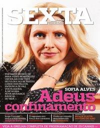 capa Revista Sexta de 19 fevereiro 2021