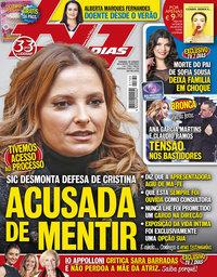 capa TV7 Dias de 6 fevereiro 2021