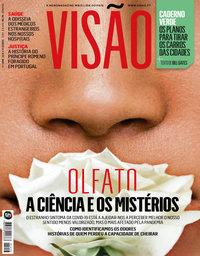 capa Visão de 11 fevereiro 2021