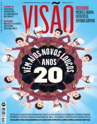 capa Visão de 18 fevereiro 2021