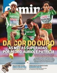 capa Domingo CM de 14 março 2021