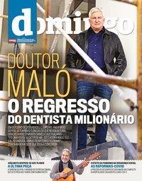 capa Domingo CM de 21 março 2021
