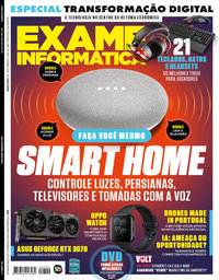 capa Exame Informática de 1 março 2021