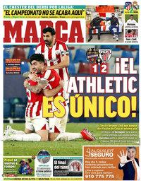 capa Jornal Marca de 5 março 2021