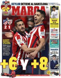 capa Jornal Marca de 11 março 2021