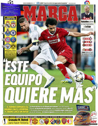 capa Jornal Marca de 20 março 2021