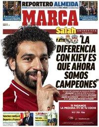 capa Jornal Marca de 30 março 2021