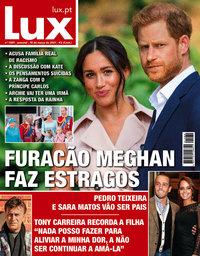 capa Lux de 11 março 2021