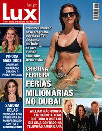 capa Lux de 25 março 2021