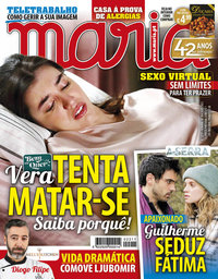 capa Maria de 18 março 2021