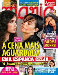 capa Maria de 25 março 2021